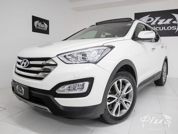 Hyundai Santa Fe Fé Gls 7 Lug