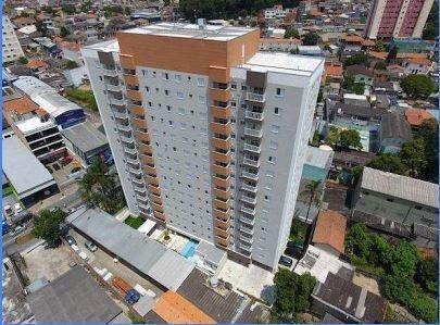 Apartamento Em Centro, Diadema/sp De 51m² 2 Quartos À Venda Por R$ 264.000,00 - Ap152706