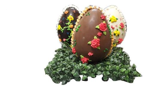 Huevo De Pascua Chocolate - N18 De 500 Grs - Con Leche