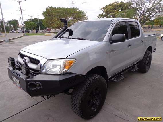 Toyota Hilux Pick-up D/cabina Sincrónico