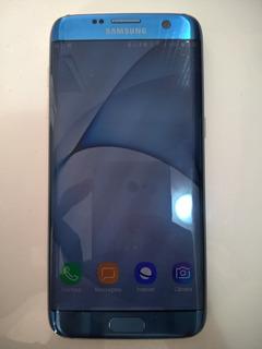 Samsung S7 Edge Para Pessoas Exigentes, Sem Marcas De Uso.