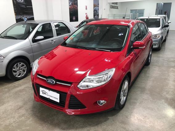 Ford Focus Se 2.0 Rojo 100% Financiado