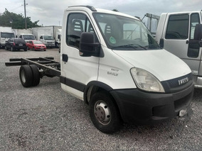 Iveco Daily 55c17/13 Branca Chassi