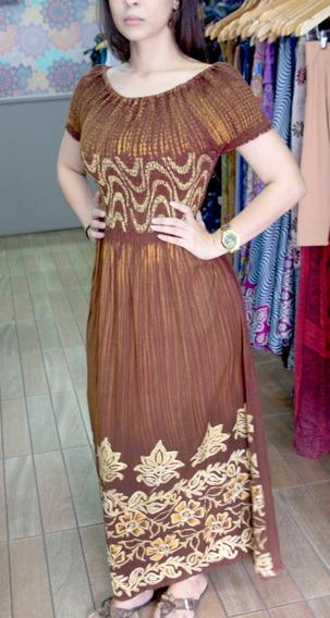 Vestido Longo Indiano Premium