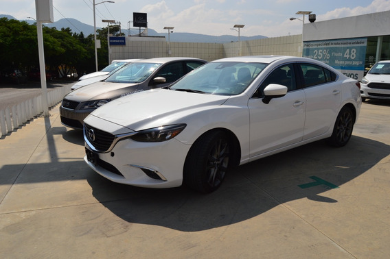 Mazda 6 Sedan Igt Plus 4c 2.5l Aut Blanco 2017