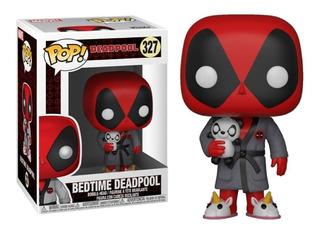 Funko Pop   Marvel - Deadpool Bedtime 327 Original