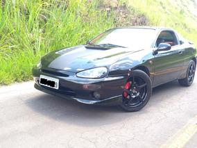 Mazda Mx-3 Exclusivo - Ano 1995 Preto