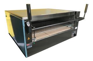 Forno Para Pizza Elétrico Profissional 500º Especial 90x90