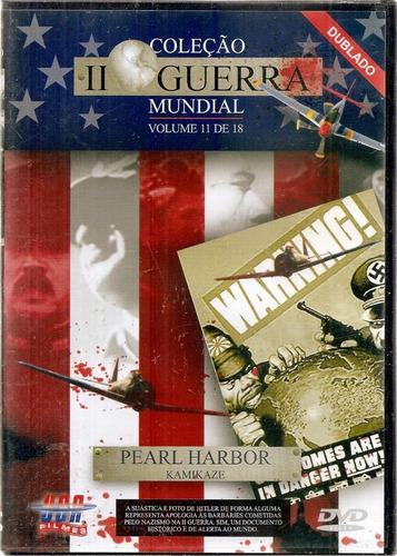 Dvd Coleção I I Guerra Mundial Volume 11 De 18 (dublado)