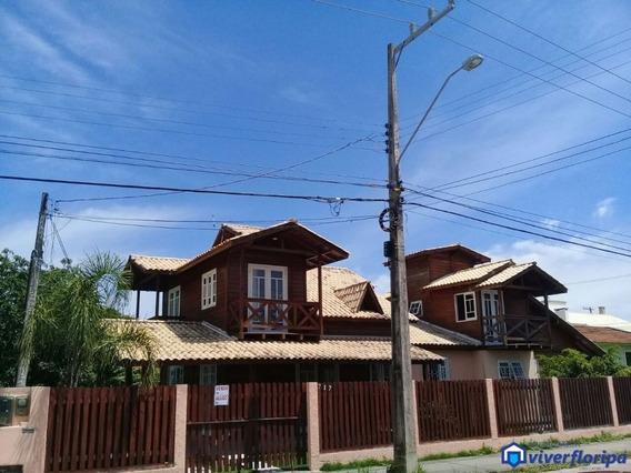 Casa 4 Dormitorios - Casa Para Aluguel No Bairro Ingleses - Florianópolis, Sc - Da119