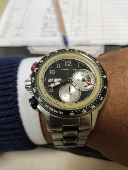 Relógio Hamilton Automático 7750