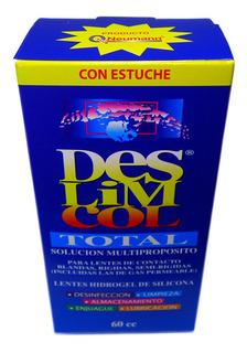 Liquido Para Lentes De Contacto Deslimcol 120ml