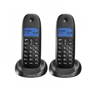 Telefono Inalambrico Doble Motorola C1002lx -2 Unidades