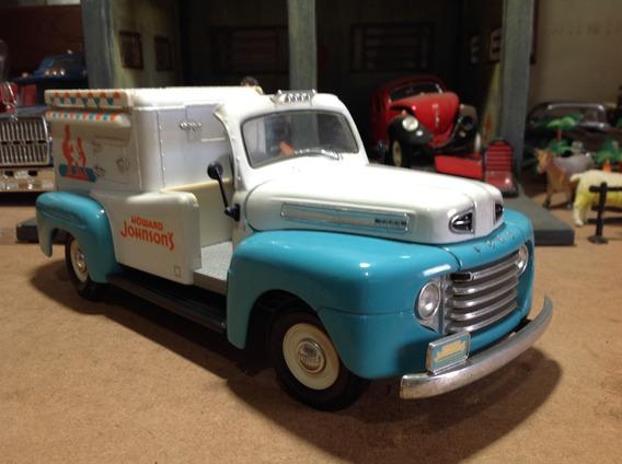 Miniatura Road Legends 1/18 Ford Ice Cream Truck 48 - Rara!
