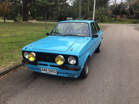 Ford Escort Mk2 Pamperito Permuto Por Camioneta Pick Up