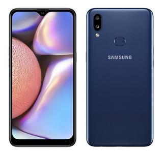 Teléfono Celular Android Samsung A10s 2gb 32gb Sensor Huella