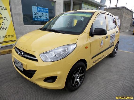 Taxis Hyundai I10 Gl Mt 1086