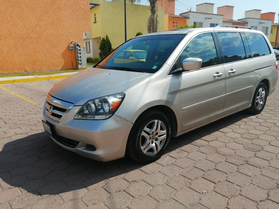 Honda Odyssey 2006 3.5 Exl Minivan Cd Qc At