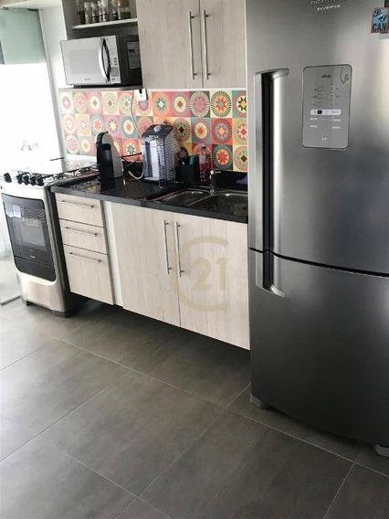 Apartamento Com 1 Dormitório Para Alugar, 70 M² Por R$ 2.700/mês - Vila Leopoldina - São Paulo/sp - Ap17787