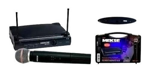 Microfono Inalambrico Mano Case Mk401 Mekse - Envío Gratis