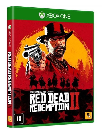 Red Dead Redemption 2 + Brinde - Xbox One - Digital - Online
