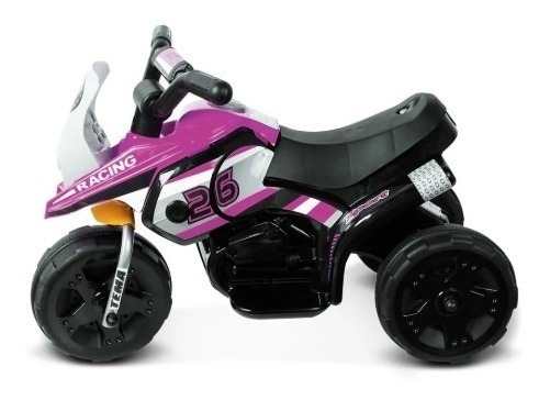Triciclo Moto Elétrica G204 Infantil Até 30kg - Bel Fix