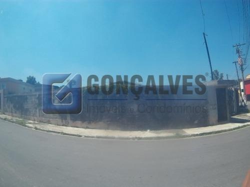 Venda Terreno Sao Bernardo Do Campo Alvarenga Ref: 92071 - 1033-1-92071