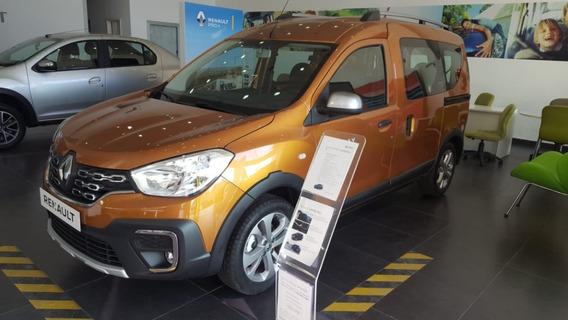 Renault Kangoo Stepway 1.6 7 Asientos (m.d)