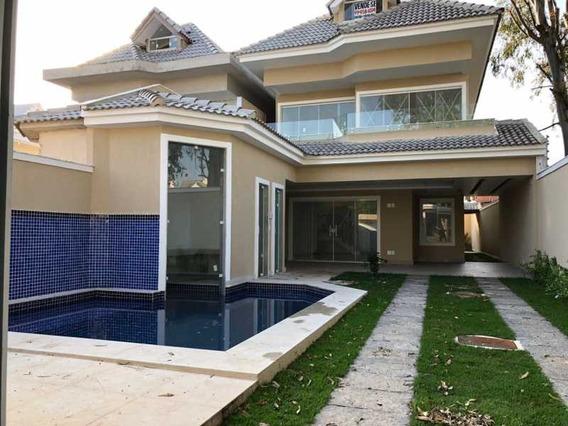 Casa Em Condomínio-à Venda-recreio Dos Bandeirantes-rio De Janeiro - Brcn60005