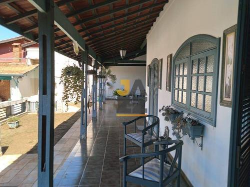 Chácara Com 3 Dormitórios À Venda, 1034 M² Por R$ 750.000,00 - Vivendas Do Engenho D Água - Itatiba/sp - Ch0705
