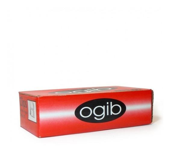 Hebilla Clip Invisible Negro O Rubio Corto 55mm. Caja 200g