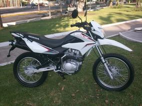 Honda 150 Bros Como Nueva