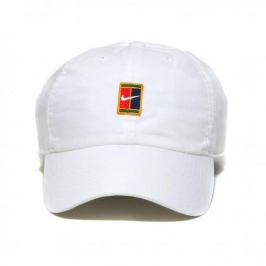 Boné Nike Branco Original Aba Curva