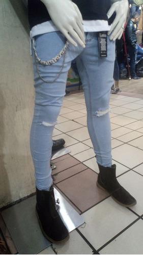 Pantalones Y Jeans Para Hombre Talla 28 A La 36 Mercado Libre