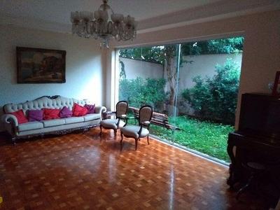 Casa Em Vila Mariana, São Paulo/sp De 252m² 4 Quartos Para Locação R$ 6.400,00/mes - Ca118813