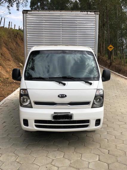 Kia Bongo 2015- Diesel - Oportunidade- Carro Novo
