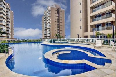Apartamento À Venda Resort, Decorado, Ref 5176 L C