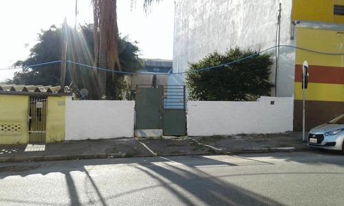 Terreno À Venda, 500 M² Por R$ 1.100.000,00 - Vila Ré - São Paulo/sp - Te0870