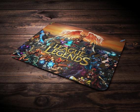 Mouse Pad Gammer - League Legends
