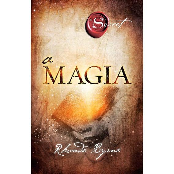 Livro - A Magia - Rhonda Byrne