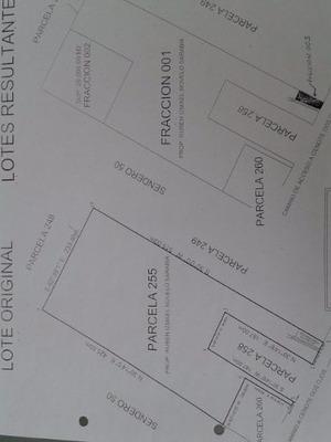 Parcela 255, Fraccion 003 De 809 M2 (40 X 200 ) En El Ejido Jcinto Paat, Con Uso De Suelo Habitacion