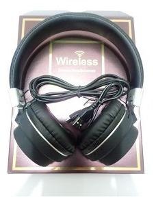 Fone Akg Bluetooth Az 05 Headfone Estéreo Sm Fio Mp3 Brinde