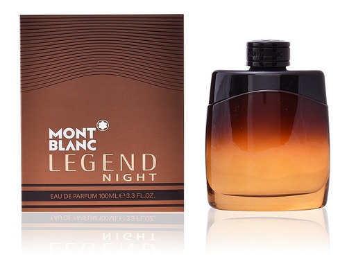 Perfume Legend Night De Mont Blanc