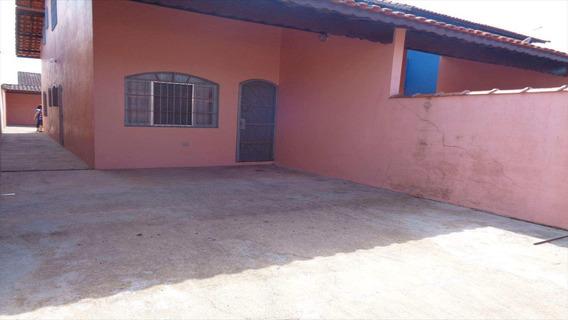 Sobrado Com 3 Dorms, Balneário Itaguai, Mongaguá - R$ 220 Mil, Cod: 5339 - V5339