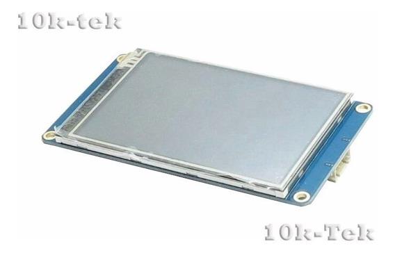 Tela Lcd Nextion 3.5 Tft 480x320 Touch P/ Arduino