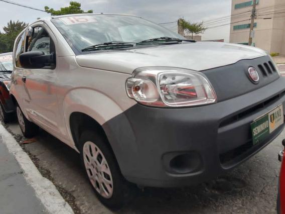 Fiat Uno Furgão 1.0 Flex 2p 2016