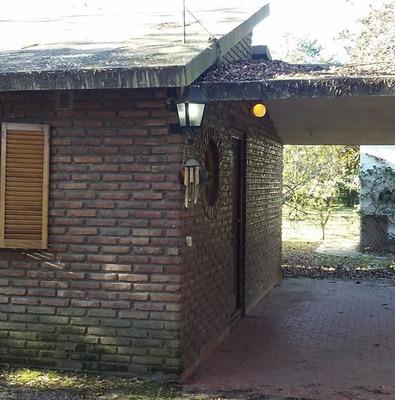 Quinta En Junín, Buenos Aires, Con Hermoso Parque