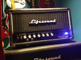 Mini Head Valvulado Lifesound Crystal Crypt 30w