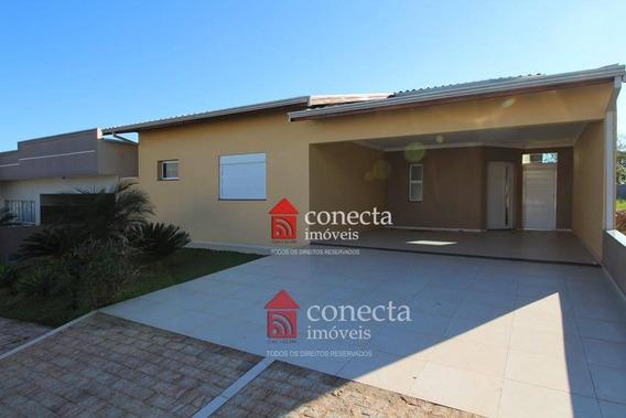 Casa Com 3 Dormitórios À Venda, 160 M² Por R$ 700.000,00 - Condomínio Alto Da Boa Vista - Paulínia/sp - Ca0923