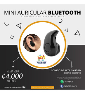 Mini Auricular Bluetooth